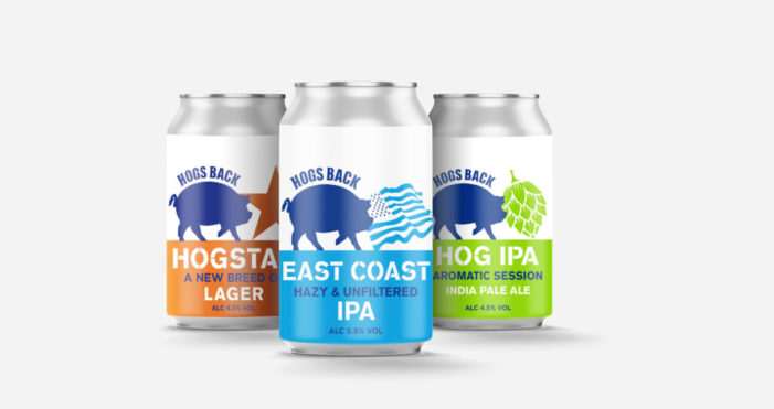 Hogs Back Brewery launches East Coast IPA