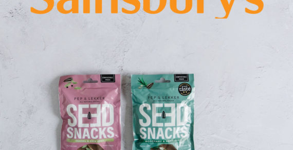 Sainsbury's Future Brands Puts Its Weight Behind Seed Snacks