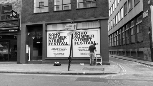Soho Businesses Launch Soho Summer Street Festival To Pedestrianise The Area For Safe Alfresco Dining