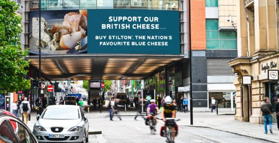 Stilton asks cheese lovers to buy British during coronavirus crisis