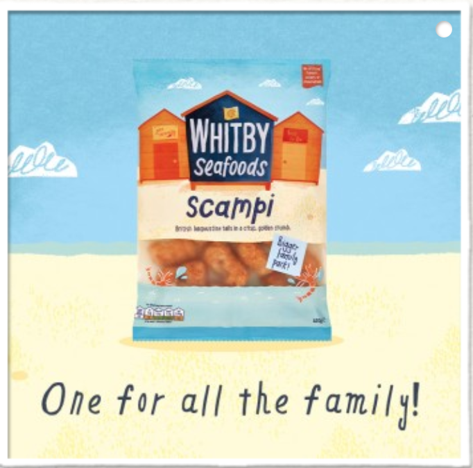 Whitby Seafoods appoints Lucky Generals as first-ever advertising agency