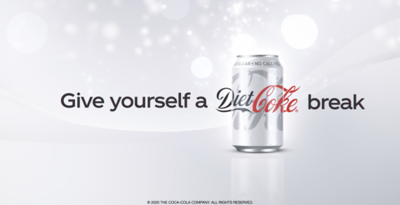 Diet Coke Encourages People To Take A Break