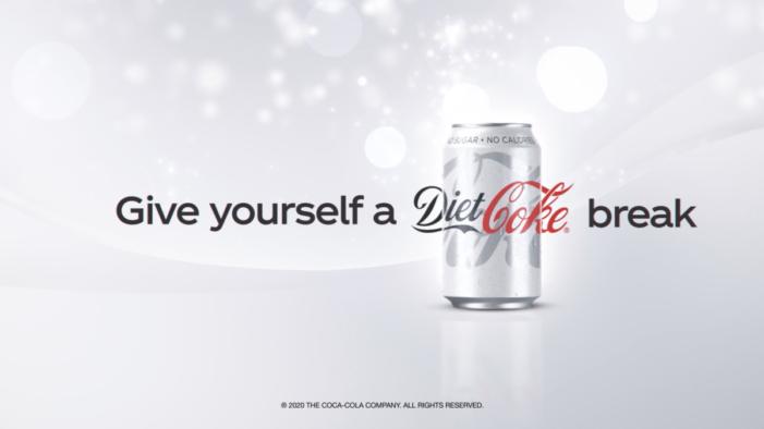 Diet Coke Encourages People To Take A Break