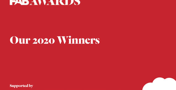 FAB Provides much needed Cheer with The 22nd FAB Awards Winners Show on YouTube