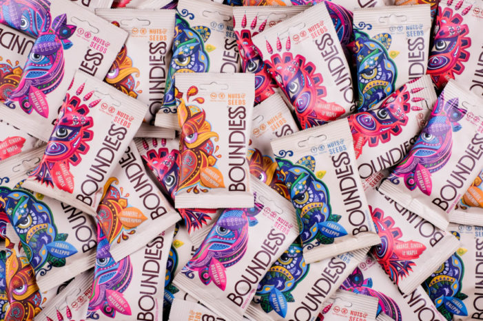 Activated Snacking Brand 'BOUNDLESS' Secures Seven Figure Investment