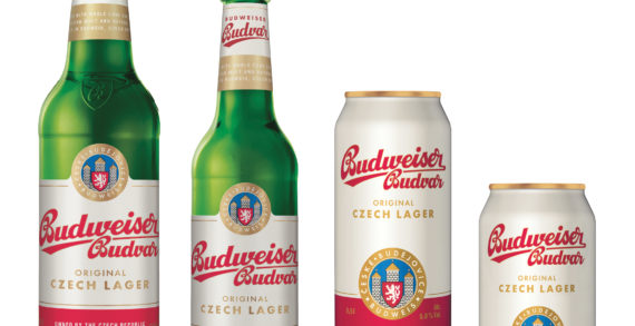 Greetings From The Republic of Beer! Budweiser Budvar Brand Refresh Spotlights Czech Heritage