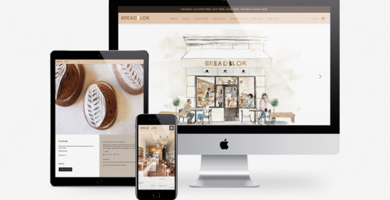 Charlie Smith Design creates website to bring Breadblok's new brand to fresh audience