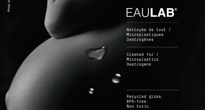 EAULAB Unveils A Bottled Water Solution For The 21st Century