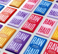 Raw Halo' Brand Redesign by B&B Studio strikes Gold!