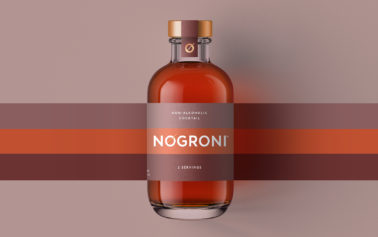 Pearlfisher' NOgroni by Seedlip is FABulous and Æcorn Drinks Strike Silver too.