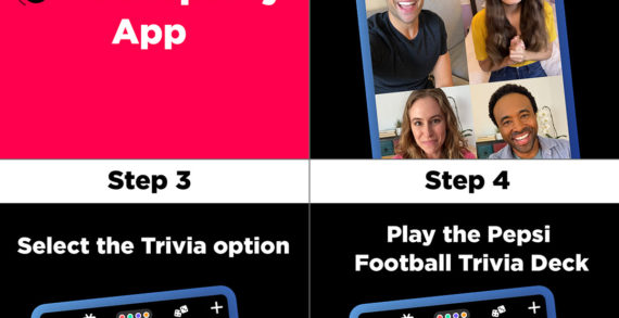 PEPSI MAX Partners With Houseparty To Host The Ultimate Trivia Deck Based On The UEFA Champions League