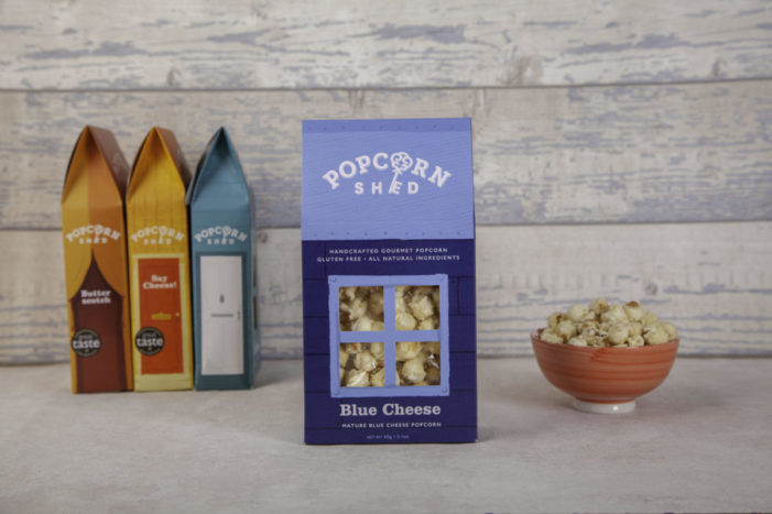 New Flavour Alert –  Popcorn Shed Launches Butterscotch (Vegan) And Blue Cheese (Sugar Free) Flavours