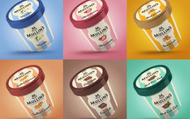 Mullin's Ice Cream Redesign