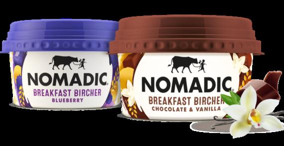 Nomadic Launches New Breakfast Bircher