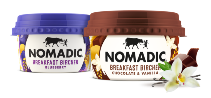 Nomadic Launches New Breakfast Bircher