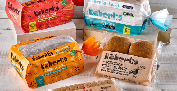 Roberts Extends Healthy Bread Range With Four New Loaves