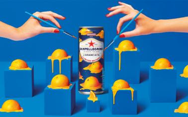 Bibite Sanpellegrino launches TOILETPAPER  creative collaboration and social campaign