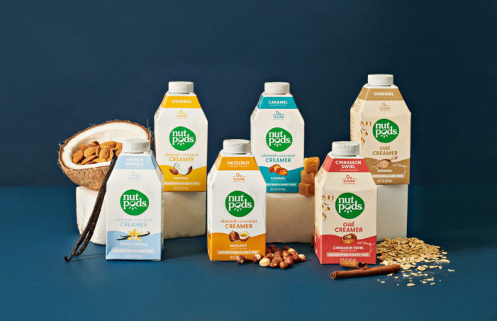 nutpods Launches New Oat Creamers In Combidome Packaging From SIG