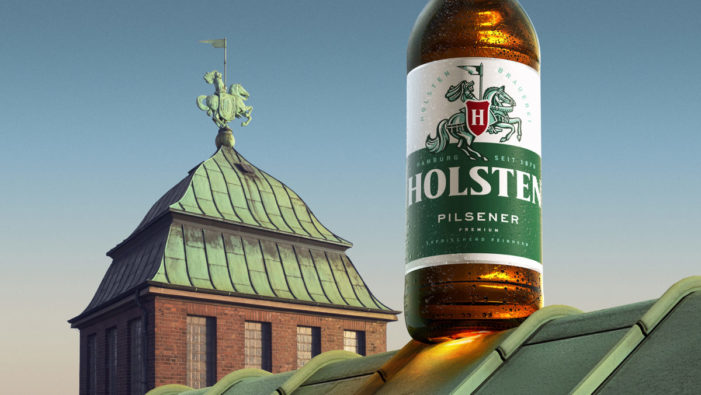 Design Bridge restores local pride in Holsten, Hamburg's most iconic beer