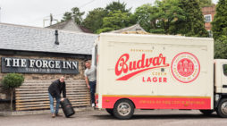 Budweiser Budvar Supporting Pub Reopenings