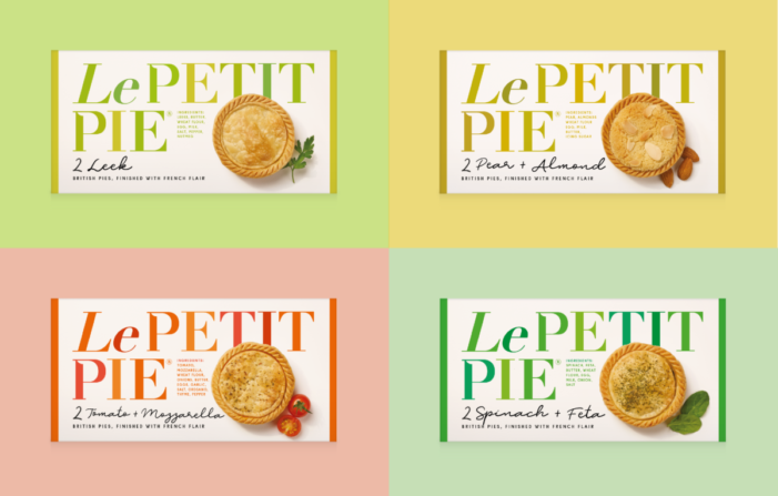 Family (and friends) bring a little French flair to the freezer