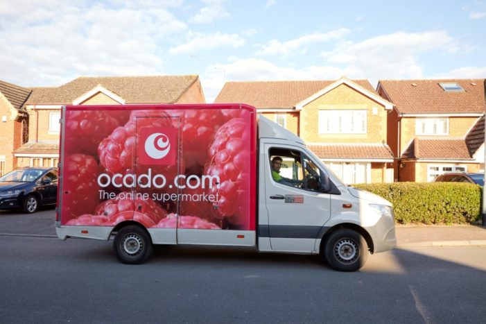 OCADO Appoints St. Luke's To £10M Advertising Account