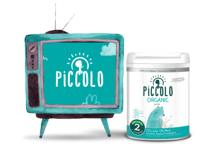 Challenger brand, Piccolo, simultaneously kicks off first out-of-home advert and TV debut