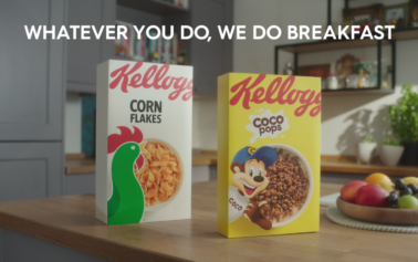Publicis Groupe's K1 Team Taps Into A Child's Perspective Of Lockdown In New Back To School Campaign For Kellogg's