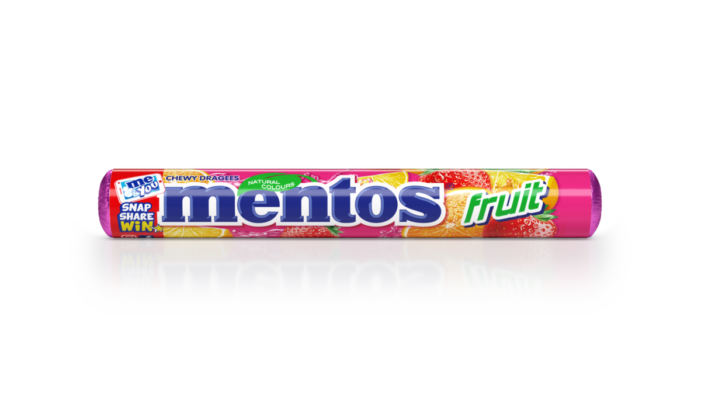 SNAP, SHARE, WIN! Win up to £1000 Buyagift vouchers with Mentos Me & You Loyalty Program