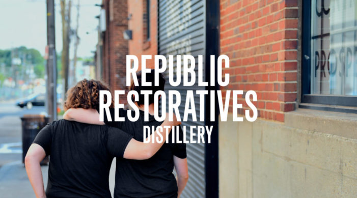Republic Restoratives launches new brand identity by Midday