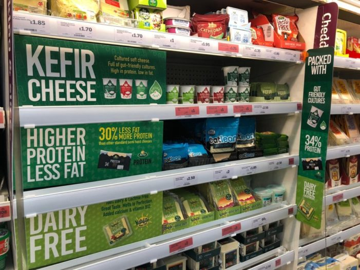 Sainsbury's chooses Biotiful Dairy for cheese Hotspot