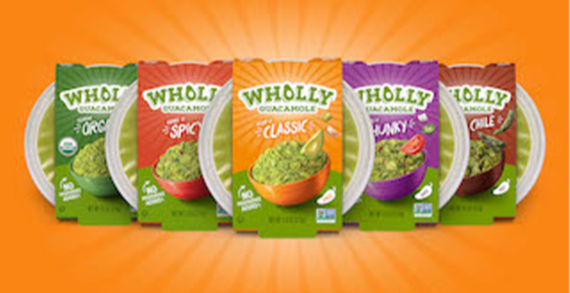 The Makers of WHOLLY GUACAMOLE Unveil New Breakthrough Packaging