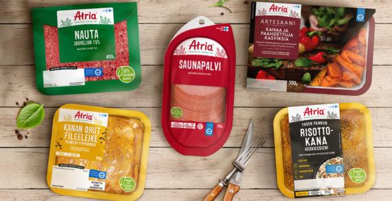 BrandMe's Rebranding for Atria, Finland's Trusted Leader