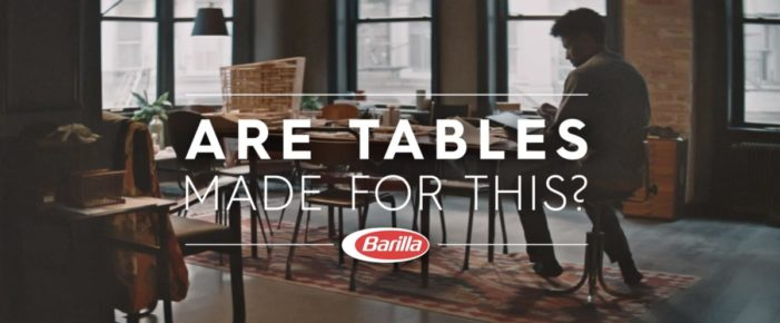 Barilla celebrates tables from all over the world with a new commercial signed by Publicis Italy