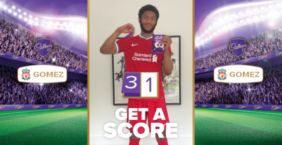 Cadbury taps into 'pass it on' social video trend as it partners with nation's favourite football clubs for return of Match & Win