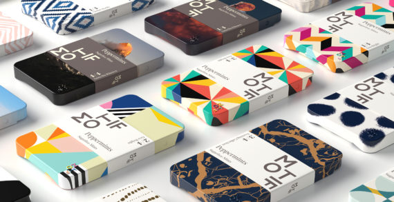 Motif Packaging Design By Interabang