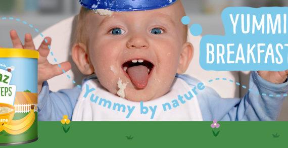 Kraft Heinz appoints Media Bounty to work on Heinz for Baby brand
