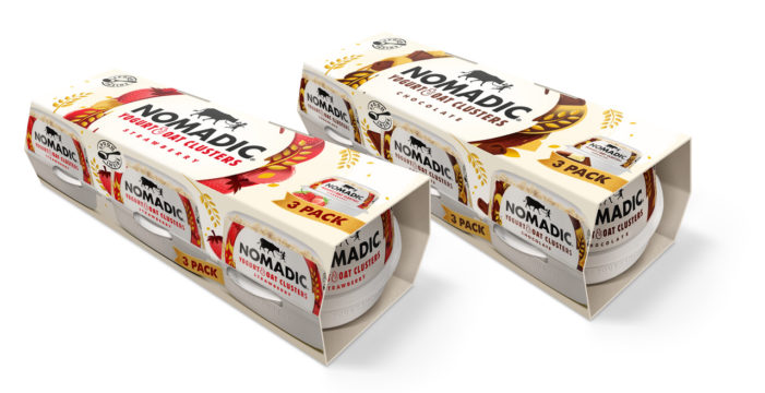 UK's Top Two Breakfast Yogurts Go Into Multi-Packs