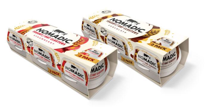 UK's Top Two Breakfast Yogurts Go Into Multi-Packs