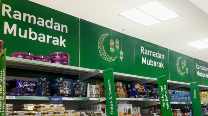 63% of British Muslims feel supermarkets have outdated and lazy campaigns related to Ramadan and halal produce