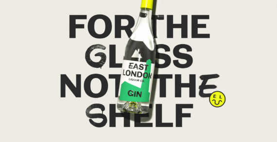 East London Liquor Co. takes on the craft movement with a new brand by Ragged Edge