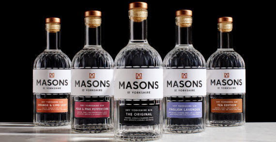 Robot Food rebrand Masons of Yorkshire