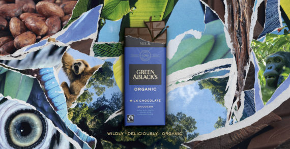 """Green & Black's launches """"Wildly. Deliciously. Organic."""" by VCCP"""