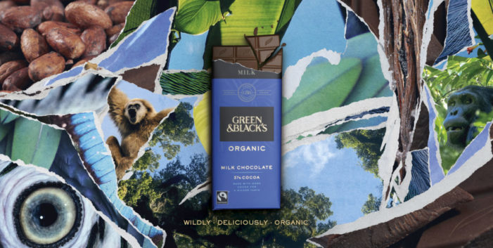 "Green & Black's launches ""Wildly. Deliciously. Organic."" by VCCP"