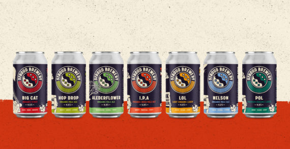 Stroud Brewery unveils a new look to champion responsibly farmed beer