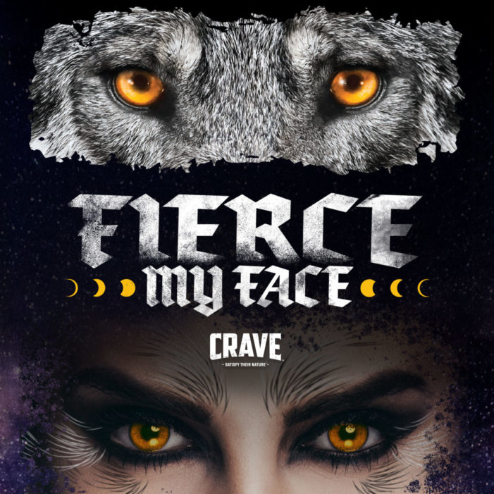 CRAVE Pet Food's #FierceMyFace Asks Fans to Channel Their Inner Wolf