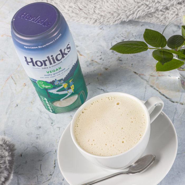 Horlicks launches vegan malted drink!