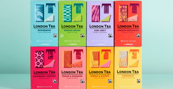 F&f launch a new tea brand – London Tea from Cafedirect