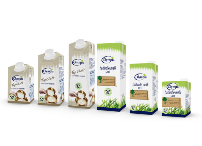 SIG's technology provides Olympia Dairy with unmatched flexibility combined with speed