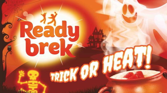 Ready brek steams in for 2020 porridge season with TV ad and Halloween fun